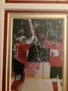 Collectors team Canada print St. John's Newfoundland image 4