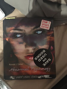Abnormal Psycology - Eight Edition Kitchener / Waterloo Kitchener Area image 1