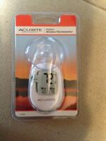 Acurite outdoor window thermometer