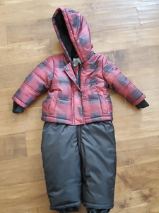 London Fog F.O.G. Brand New snowsuit (24 month one piece)