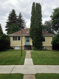 Westmount - great yard and great location across from park
