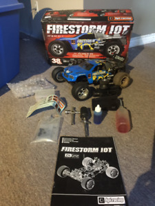 Firestorm 10T RC Nitro  (or trade?)