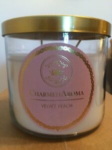 Charmed Aroma Candle (surprise ring)