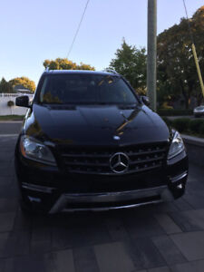 2012 Mercedes-Benz M-Class SUV, Crossover