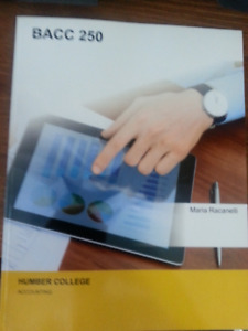Humber College Accounting Case Book