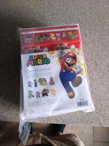 Super mario collector pins serie 1 *brand new factory sealed*