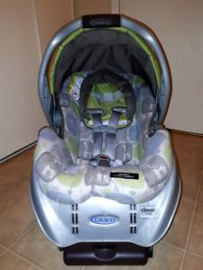 Graco newborn car seat