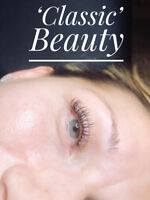 Models Needed-Full Set Classic Lashes only $45 *Summer Promo*