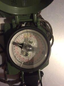 Cammenga Tritium Lensatic US MILTARY Compass