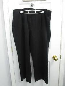 Ladies black dress pants from Penningtons in size 20 petite