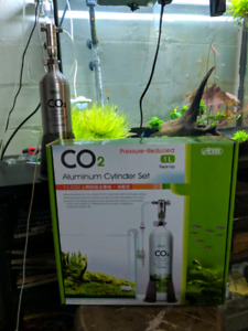 CO2 Kit- EVERYTHING included