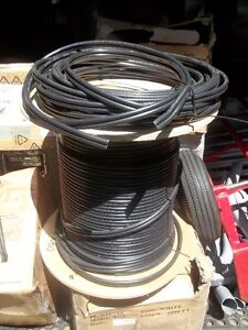 Dual Coaxial Cable RG6U 3ghz