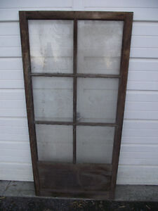 Antique Exterior Door Winter and Summer Inserts Kingston Kingston Area image 2