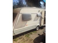 4 berth great condition for a 1994 fleet wood