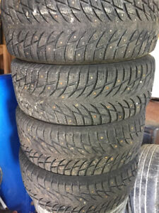 205 55r16 Winter Tires