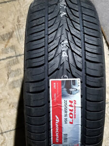 P225/55R16 AURORA RADIAL H107 TIRES MADE BY HANKOOK TIRE