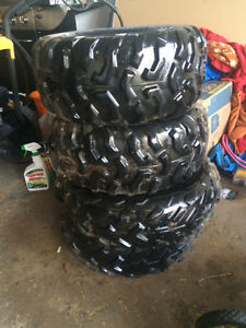 4 maxxis atv tires