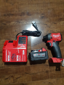 Milwaukee Brand New 3rd Gen Impact Driver Set