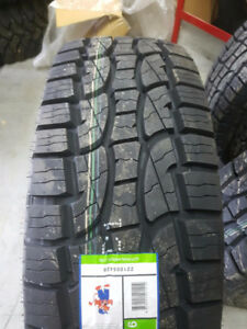 245/75R16 LT A/T brand new tires