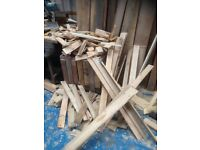 Free off cuts of wood / pallets