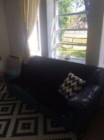 Bedroom in a lovely flat