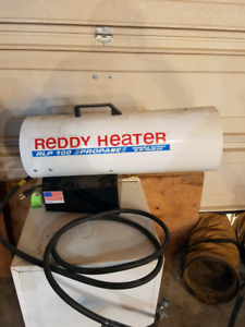 Reddy heater