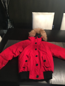 The North Face Women's Red Bomber Jacket- Excellent Condition