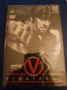 WWE Vengeance DVD 2003 London Ontario image 1