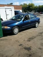 2001 CAVALIER(CERTIFIED  E-TESTED)