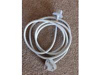 Apple computer plug lead cable