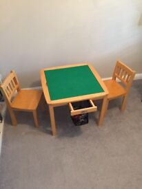 OFFICIAL LEGO TABLE/TABLE