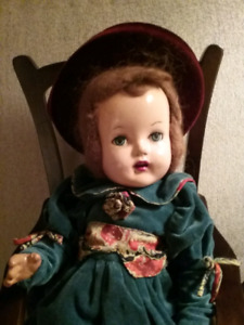 1934 Composition Doll
