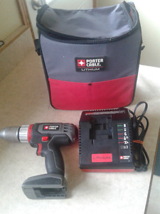 Porter Cable cordless drill (without battery)