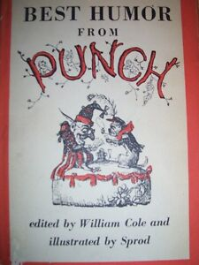 """THE BEST HUMOR FROM PUNCH"""