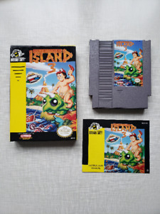 Adventure Island 3 for the Nintendo NES