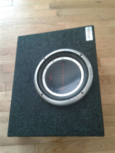 """10""""inch subwoofer for sale"""