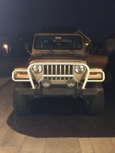 1999 Jeep TJ Coupe (2 door)