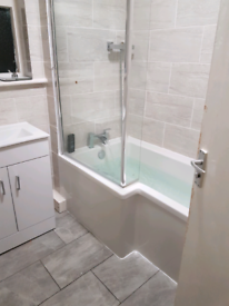 CITY AND GUILDS qualified PLUMBER, painter/decorator/tiler/flooring.