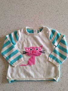 Sweater, long sleeve shirt, size 6-12 months Gatineau Ottawa / Gatineau Area image 5