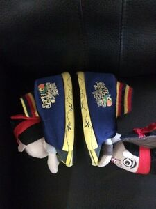 Size 9-10 Jake and the Neverland Pirates slippers