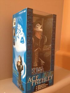 Kiss Ace Frehley McFarlane Statue