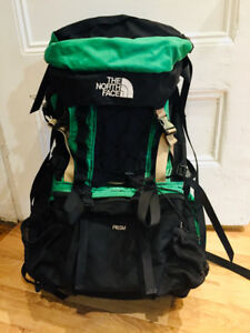 85L North Face Backpack