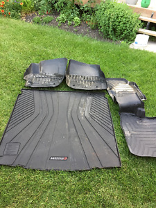 Brand New Weather tech Floor mats for a 2010-2013 Mazda 3