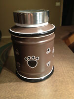Doggie Treat Jar