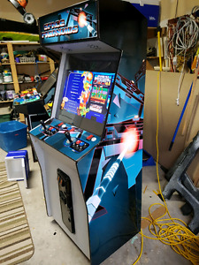 Mame arcade machine over 5000 games