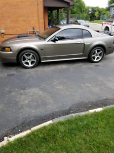 2002 Ford Mustang GT