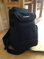 Canon camera sling backpack