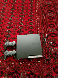 PS3  Slim 120gb Great condition with included games