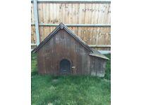 Chicken coop house run