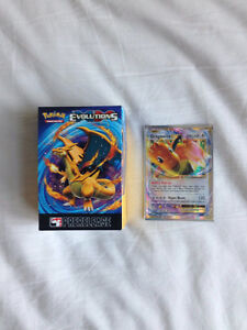 Pokemon Evolutions Pre-Release: Charizard EX, Dragonite EX++ Kitchener / Waterloo Kitchener Area image 4